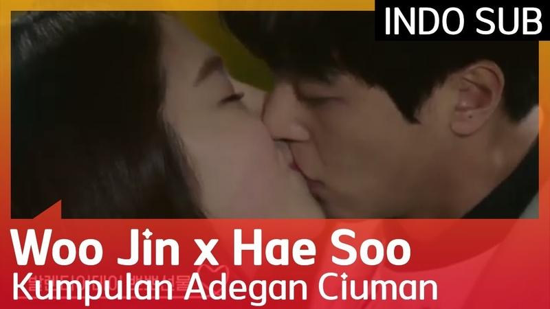 💋💋💋 Kumpulan Adegan Ciuman Yeon Woo Jin ♥ Park Hae Soo IntrovertedBoss 🔇🔇🔇 🇮🇩 INDO SUB🇮🇩